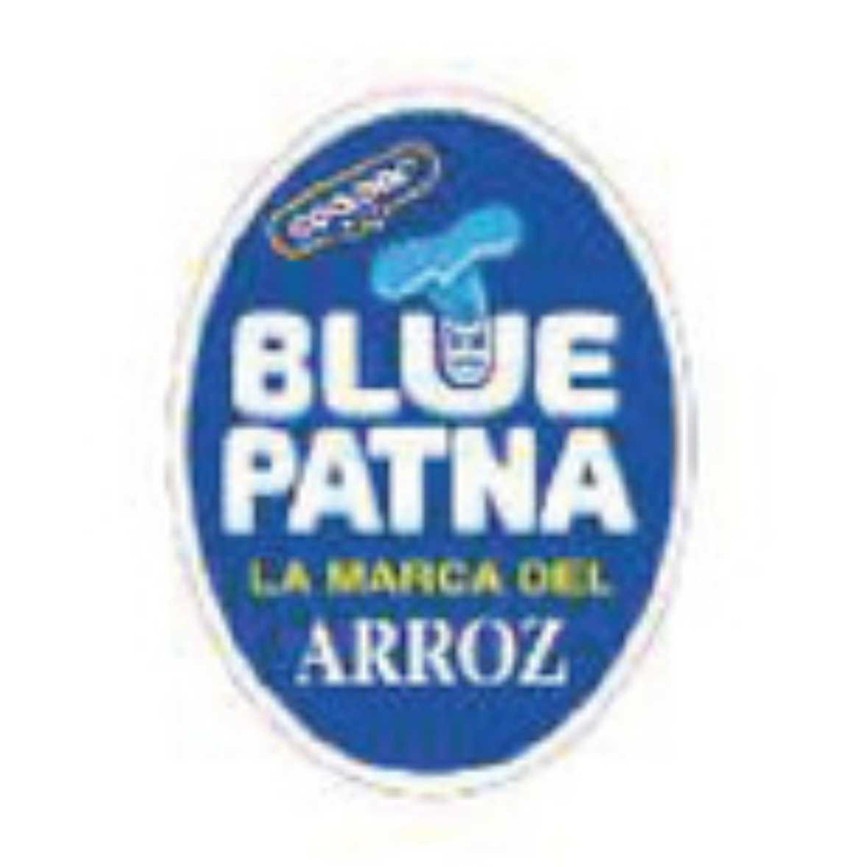 44- blue patna